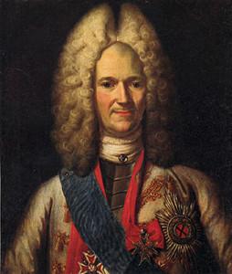 Князь Александр Меншиков