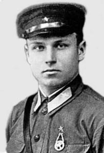 Герой Советского Союза Александр Горовец