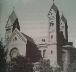 Костел Святой Елизаветы в Ютросино