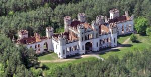 Коссовский дворец, Брестская область