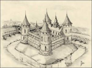 Гераненский замок